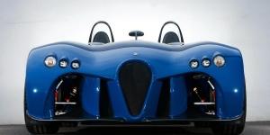 Go Kart On Steroids – Wiesmann Spyder Concept