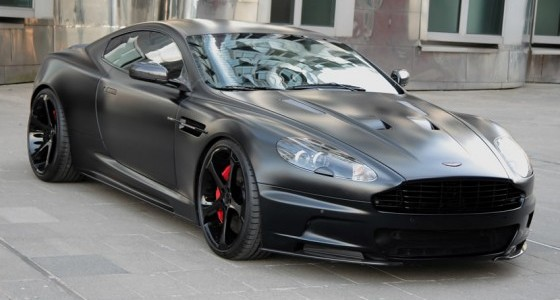 Aston Martin DBS tuned by Anderson Germany