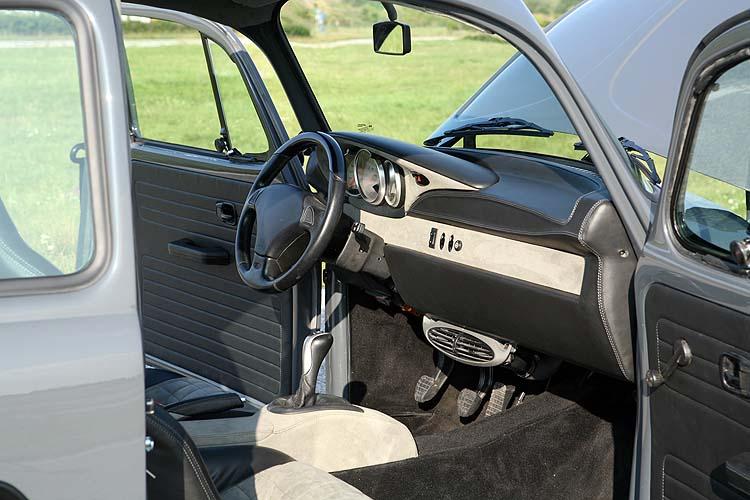 Porsche Boxter + Volkswagen Bug = The Bugster