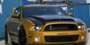 Geiger Cars Ford Mustang Shelby GT640 Golden Snake