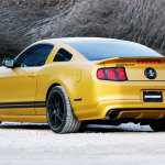 Geiger-Cars-Ford-Mustang-Shelby-GT640-Golden-Snake-Rear