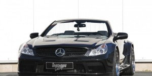 Inden Design Mercedes-Benz SL65 AMG Black Series