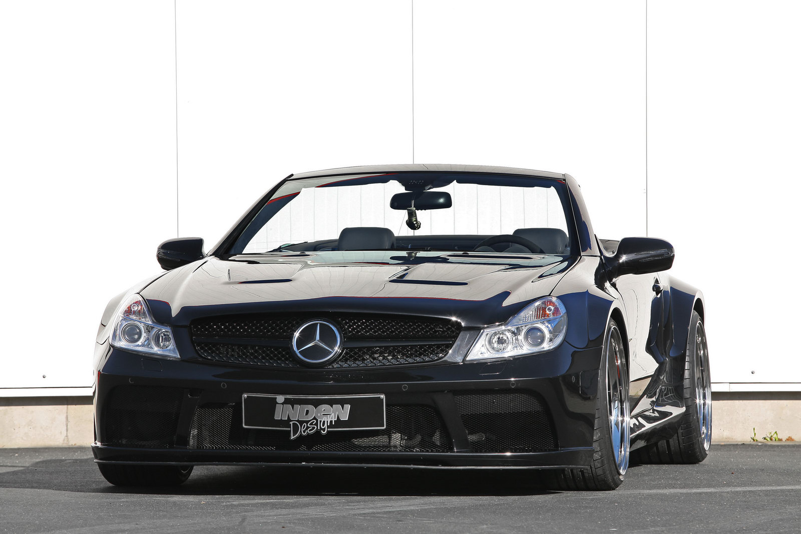 Inden design mercedes benz sl65 amg black series for Mercedes benz sl65 amg black series for sale