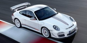 Leaked Images: Porsche GT3 RS 4.0