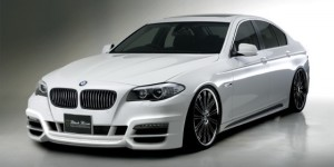 Wald International Tuned BMW 5-Series F10 Sedan