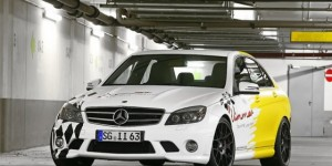 Wimmer RS Tuned Mercedes-Benz C63 AMG Sedan