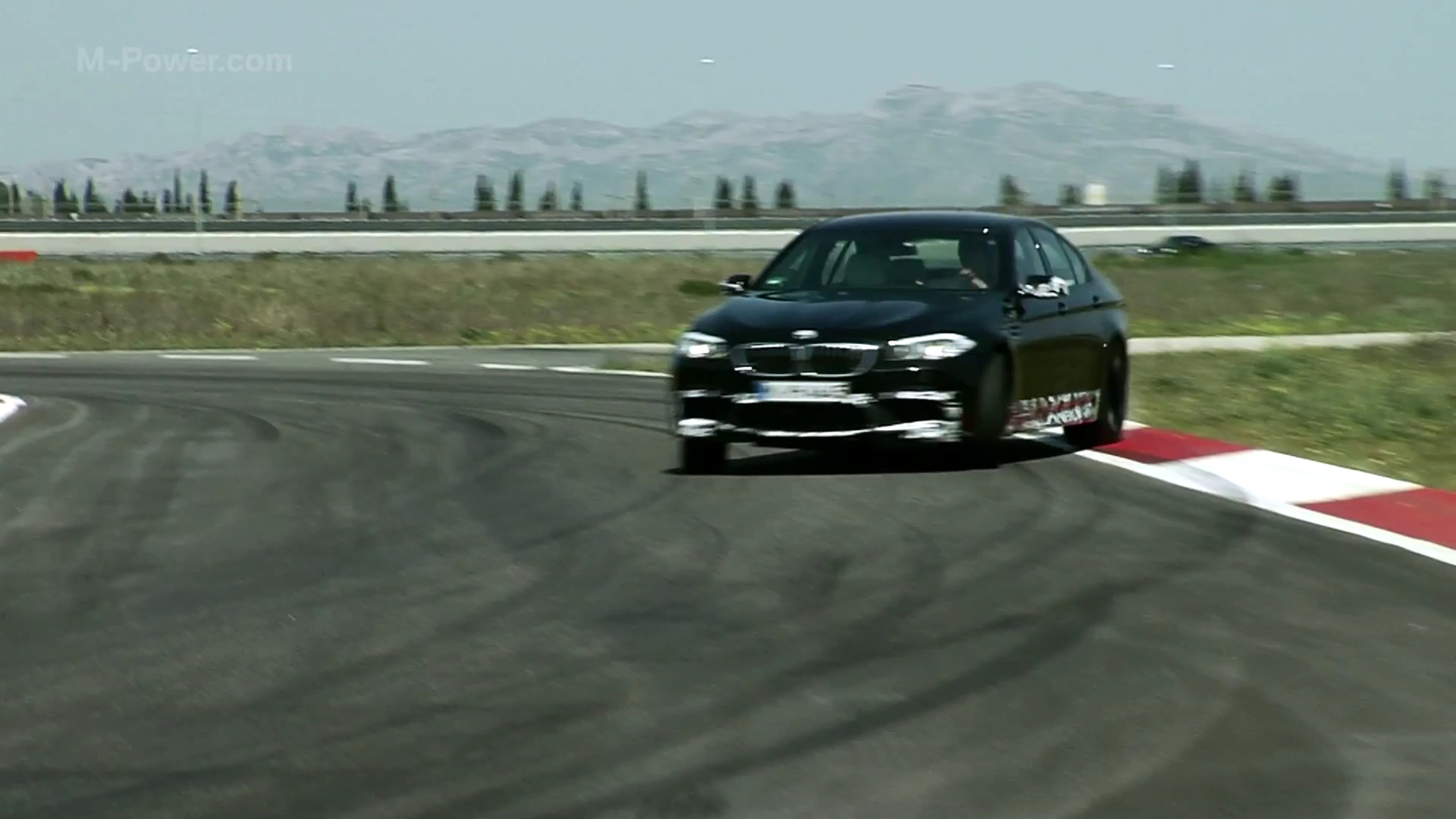 bmw m5 f10 track testing video. Black Bedroom Furniture Sets. Home Design Ideas