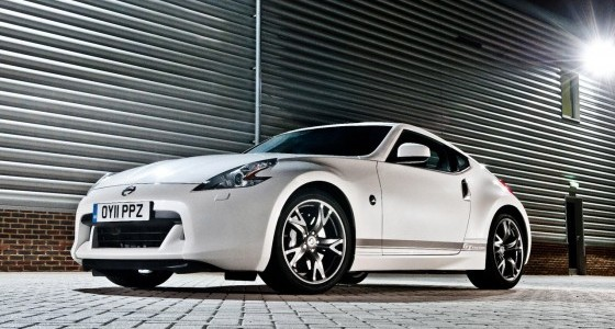 Limited Edition 370Z GT Edition for Europe