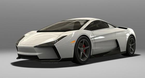 Lamborghini-Indomable-Mostro Di-Potenza-SF22