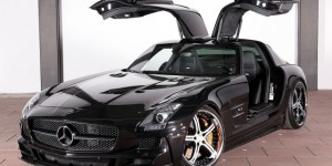 MEC Design Tuning Kit For Mercedes-Benz SLG AMG