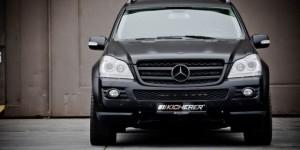 Mercedes-Benz Kicherer GL 42 Sport Black