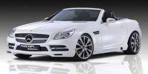 Piecha Design Mercedes SLK Accurian RS
