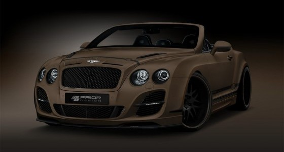 Prior-Design-Bentley-Continental-GT-Front