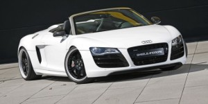 Wheelsandmore Tuned Audi R8 V10 Spyder