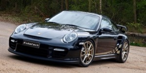 mcchip dkr Tuned Porsche 911 GT2