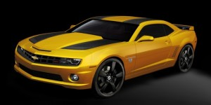 Autobot Roll Out – Transformers Special Edition Camaro