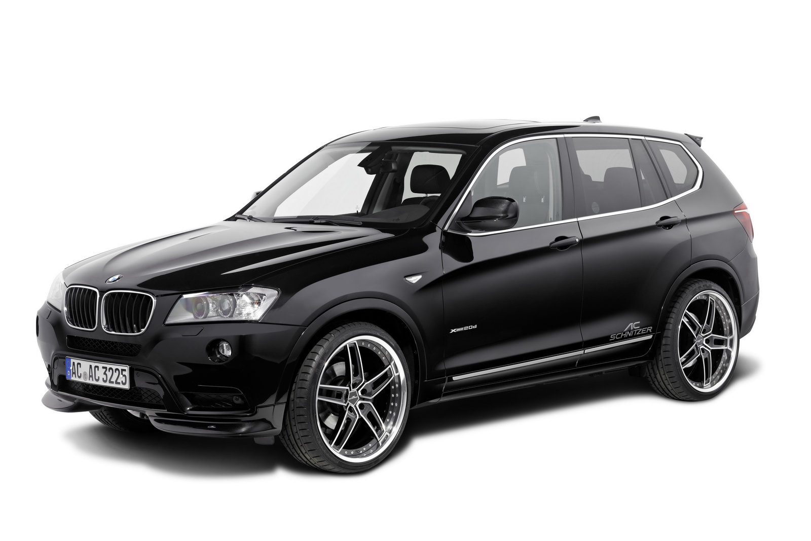 ac schnitzer tuned bmw x3 cuv. Black Bedroom Furniture Sets. Home Design Ideas