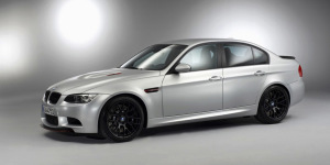 The Lightweight BMW M3 CRT Sedan