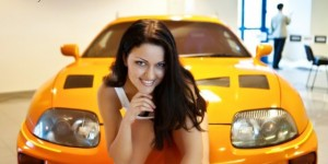 Hot Russian Girls with Tuned Cars