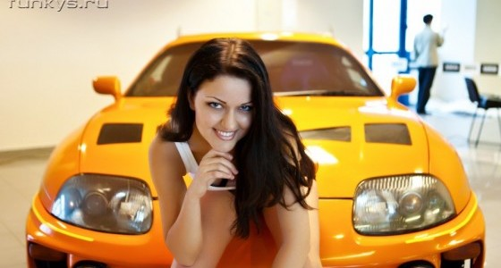 Hot-Russian-Car-Girls