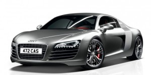 Limited Edition Le Mans Audi R8 V8