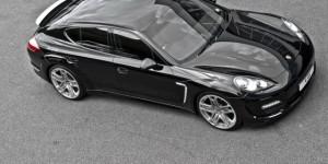 Project Kahn Tuned Porsche Panamera