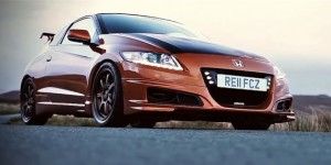 Video: Tuned Honda CR-Z Mugen