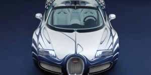 One-Off Bugatti Veyron L'Or Blanc
