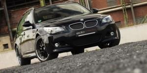 Ultimate Sleeper: Edo Competition BMW M5 Dark Edition