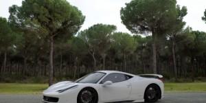 Fairy Design Ferrari 458 Italia Body Kit