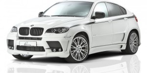 Spiced Up BMW X6 xDrive40d by Lumma Design