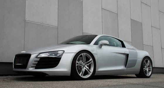 Modified O.CT Tuning Audi R8