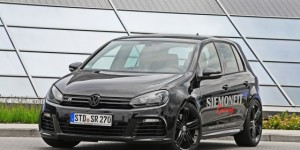 530HP Volkswagen Golf R 'Black Pearl' by Siemoneit Racing