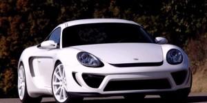DelaVilla Widebody Porsche Cayman R1