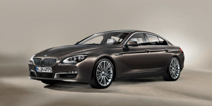 BMW 6 Series Gran Sport Coupe 4 Doors