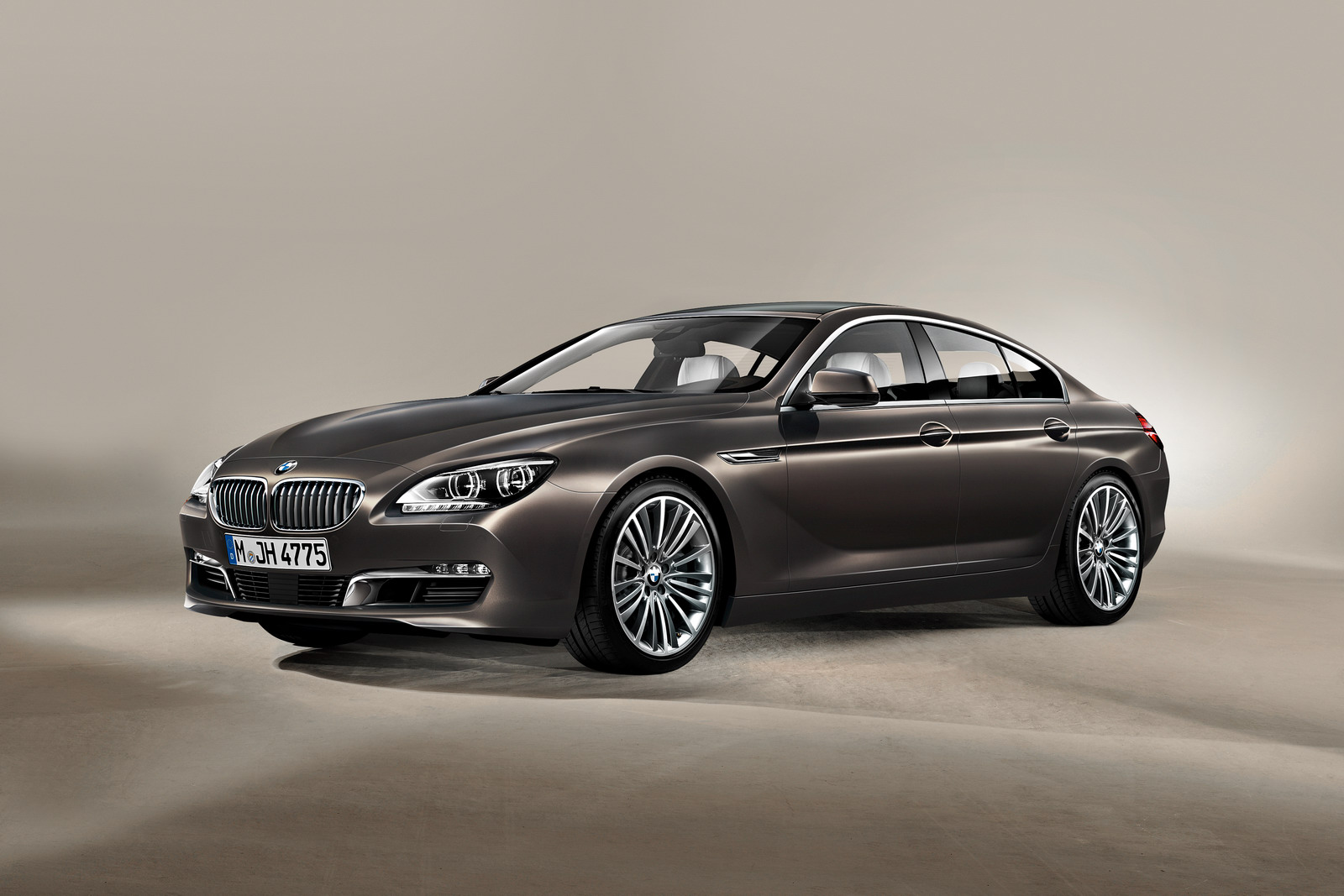 bmw 6 series gran sport coupe 4 doors. Black Bedroom Furniture Sets. Home Design Ideas