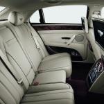 2014 Bentley Flying Spur rear interior