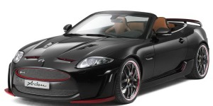 Jaguar XKR-S Convertible Tuned by Arden