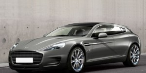 Bertone Jet 2+2 – Aston Martin Rapide Shooting Brake