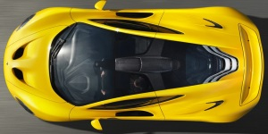 McLaren P1 Production Model