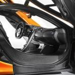 McLaren P1 dashboard