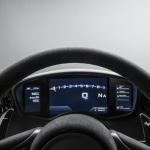 McLaren P1 instrument panel