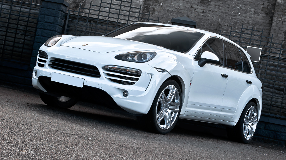 Porsche cayenne super sport wide by kahn design - Super sayenne ...