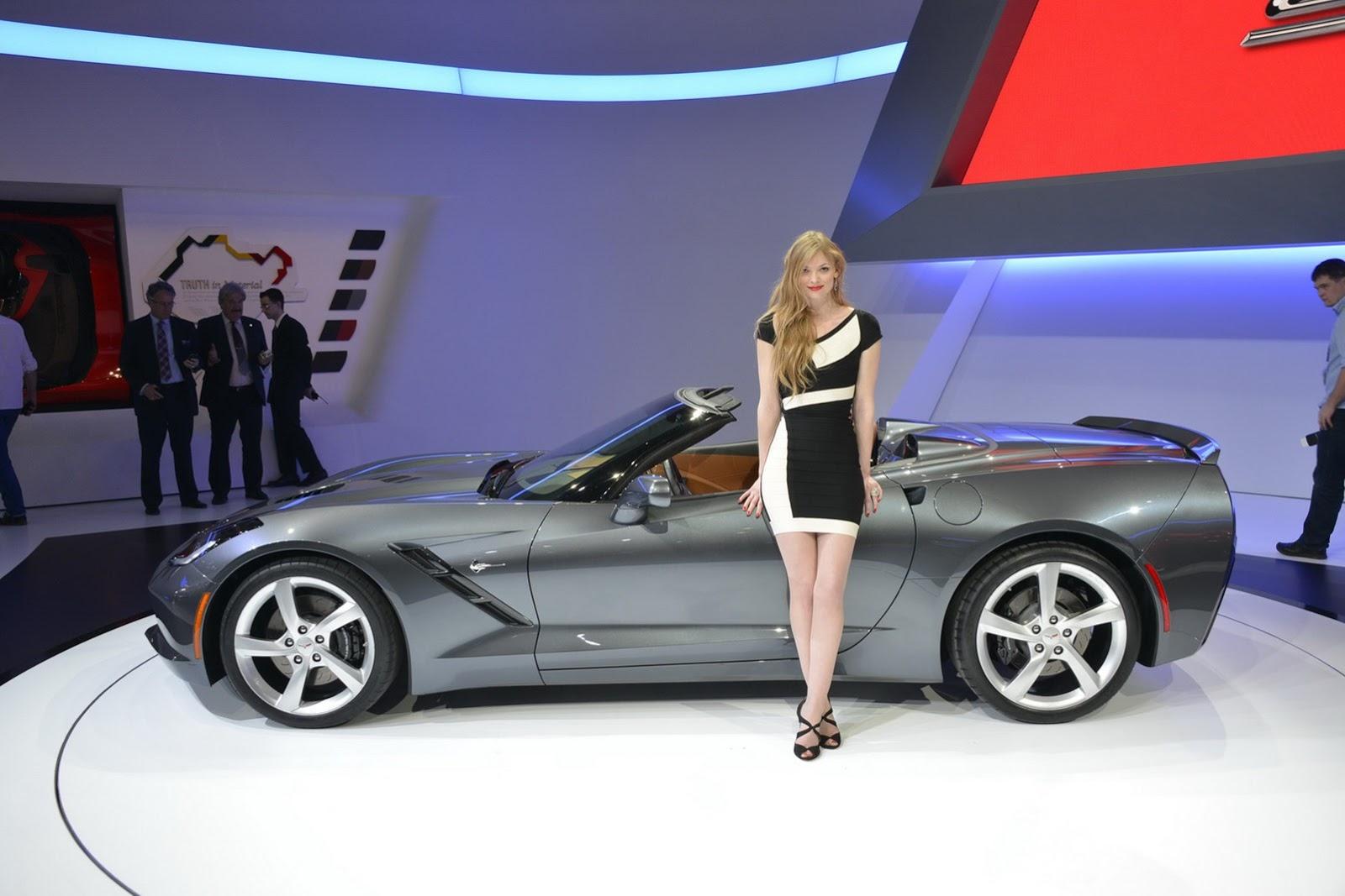 Hot Girls Of The Geneva Motor Show