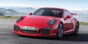 5th Generation Porsche 911 GT3