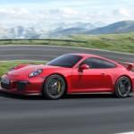 2014 Porsche 911 GT3 wall paper