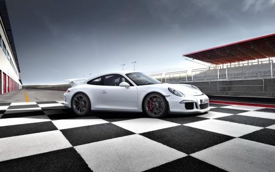 991 Porsche 911 GT3