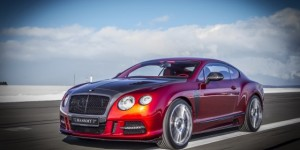 2013 Bentley Continental Sanguis by Mansory