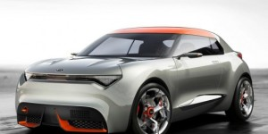 Kia Provo Hybrid Concept Vehicle
