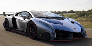 Limited Edition: Lamborghini Veneno Supercar